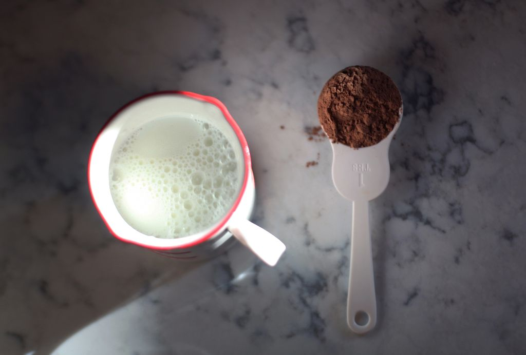 Cayenne Hot Cocoa - Tastemaker Blog