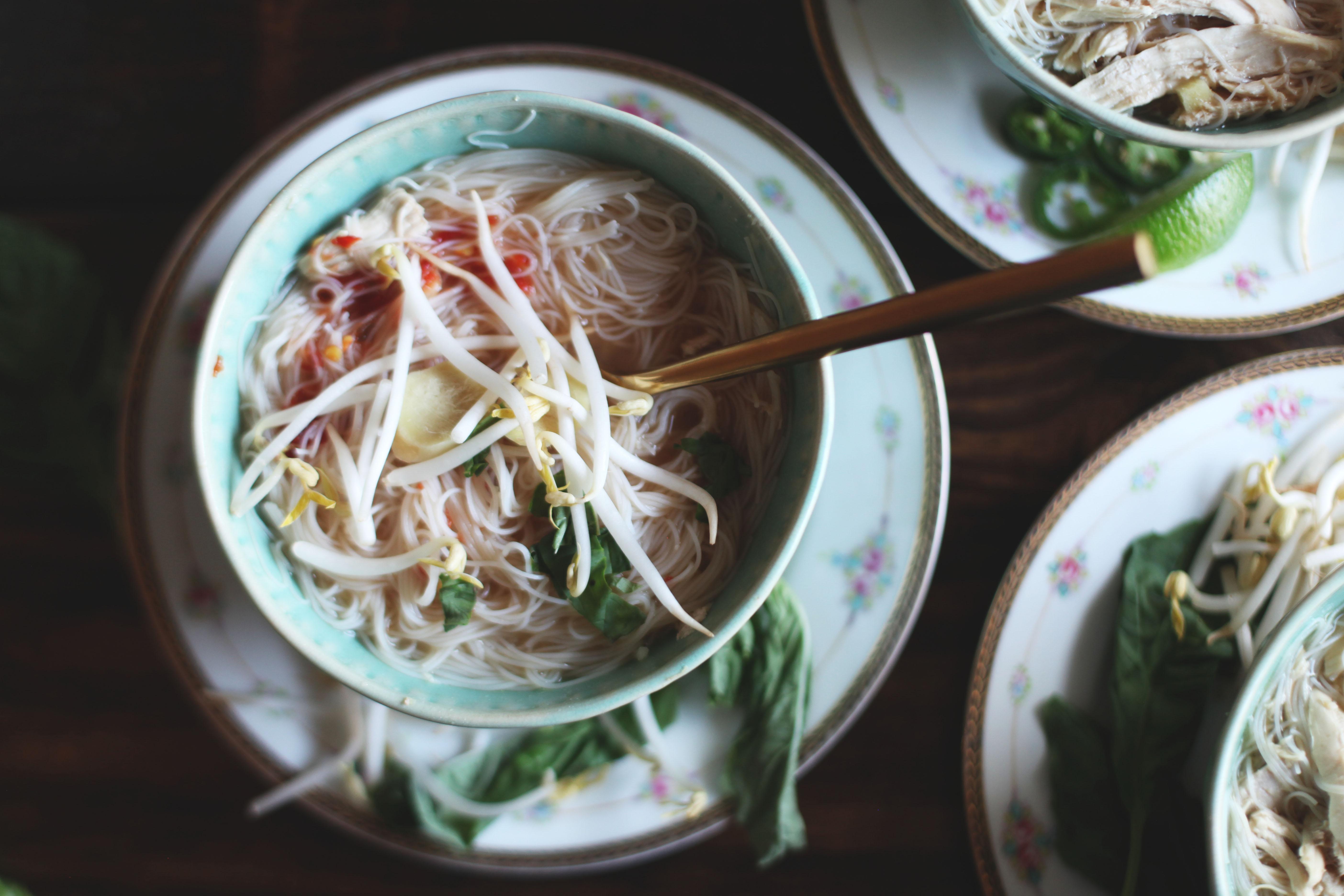 Easy Vietnamese Chicken Pho - Tastemaker Blog