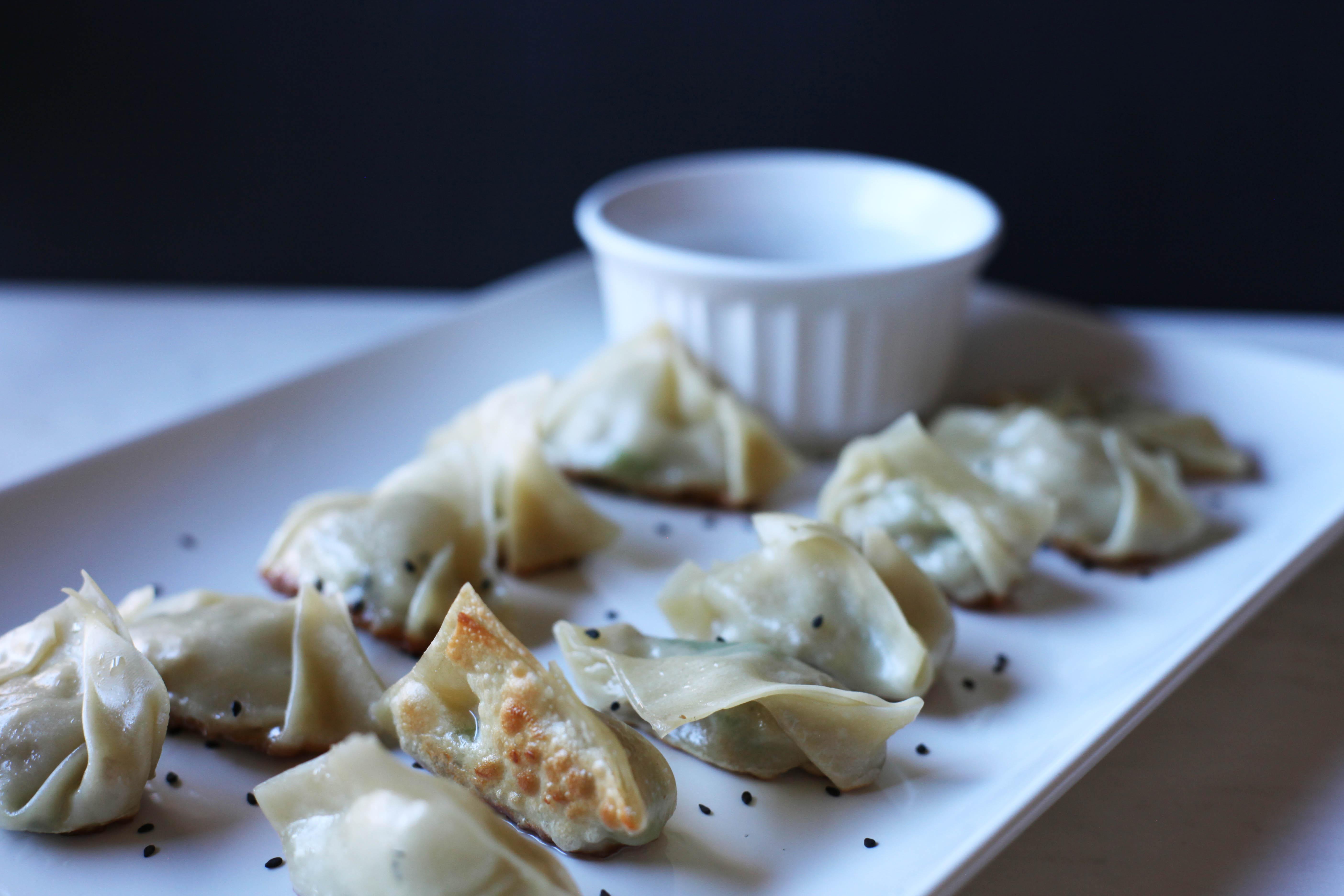 Asian Potstickers - Tastemaker Blog