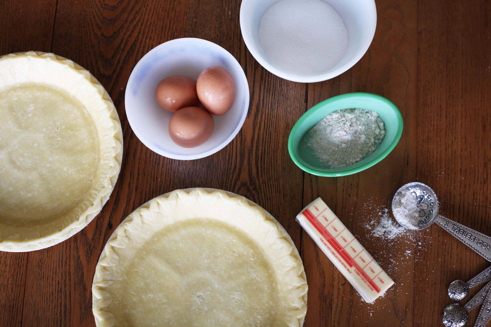 Betty's Chess Pie - Tastemaker Blog