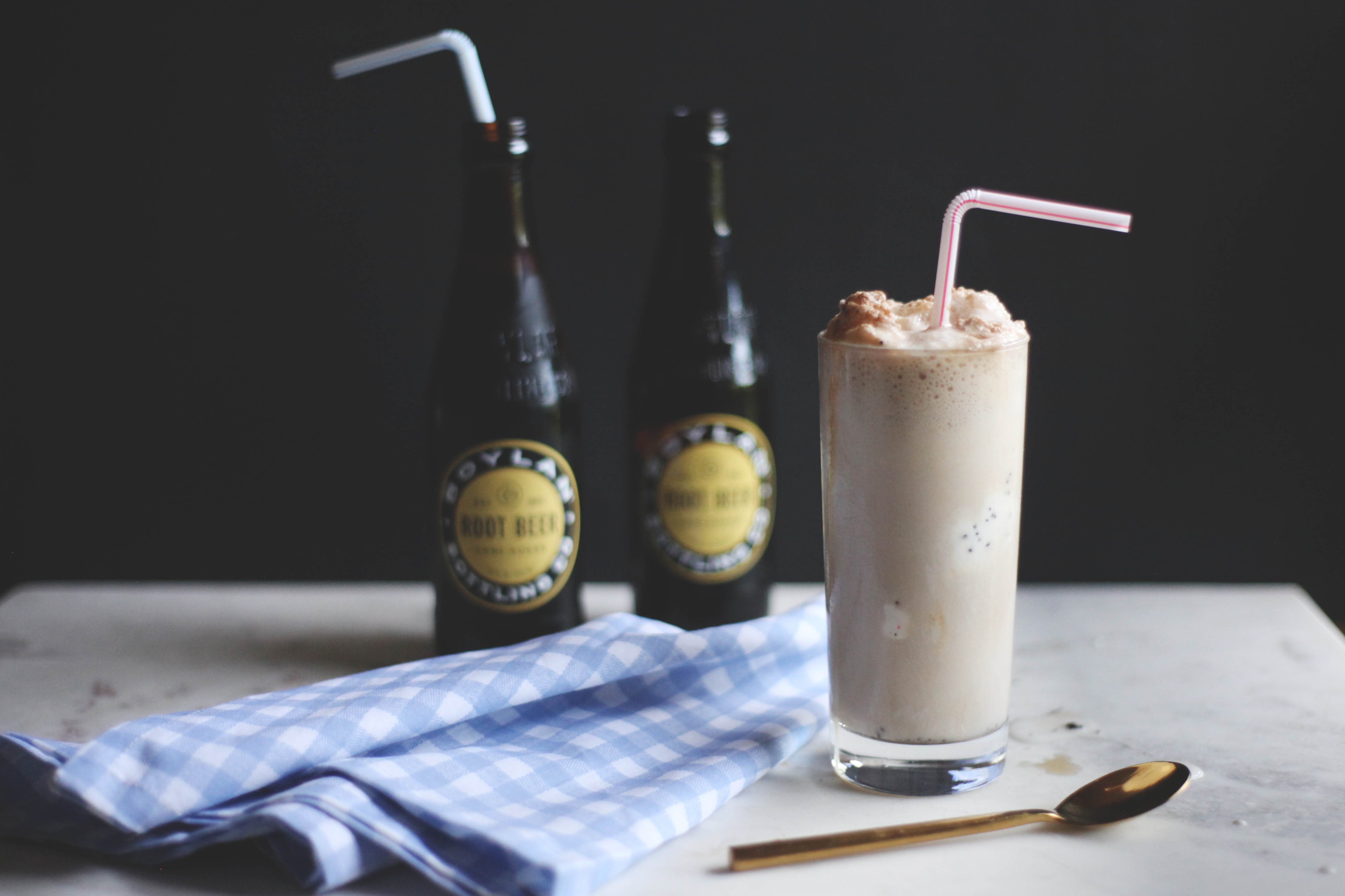 Boozy Root Beer Float - Tastemaker Blog