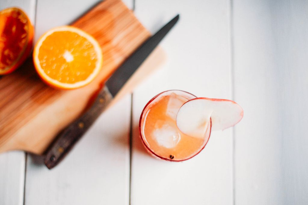 Bourbon Orange - Tastemaker Blog