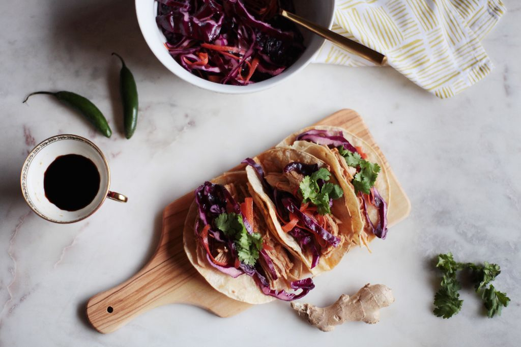 Korean BBQ Tacos - Tastemaker Blog