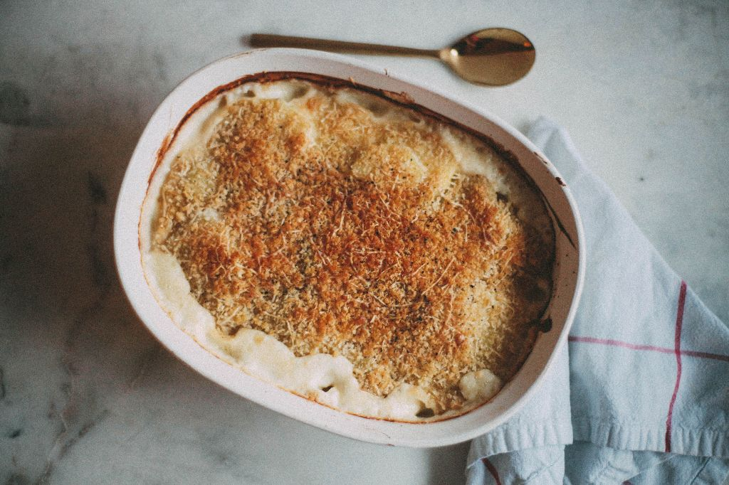 Potatoes Au Gratin - Tastemaker Blog