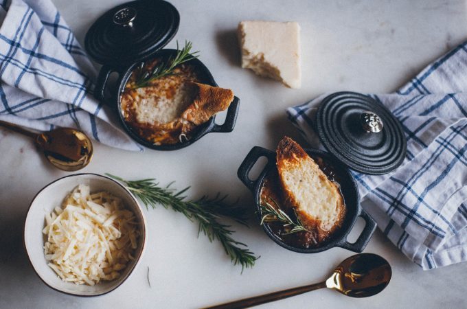 French Onion Soup with Rosemary - Tastemaker Blog
