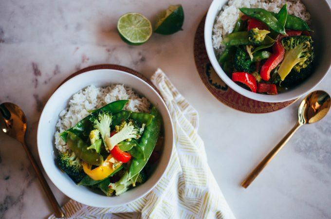 Thai Green Curry - Tastemaker Blog