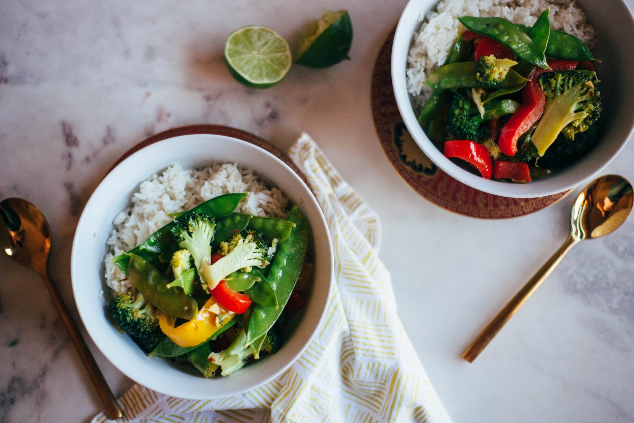 Thai Green Curry - Tastemaker Blog