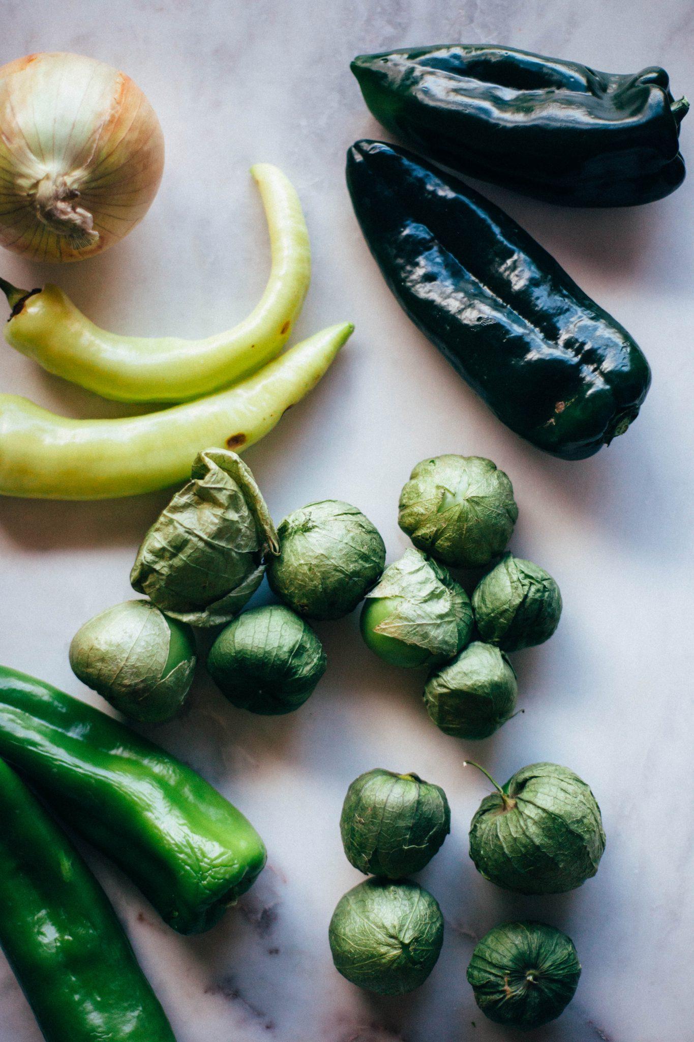 Chicken Chili Verde - Tastemaker Blog