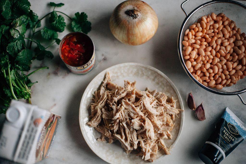 Harissa Chicken Chili - Tastemaker Blog