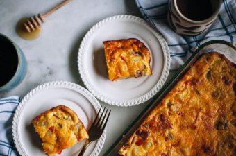 Back of the Fridge Potato Frittata - Tastemaker Blog