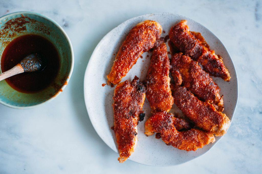 Nashville Hot Chicken Pizza - Tastemaker Blog
