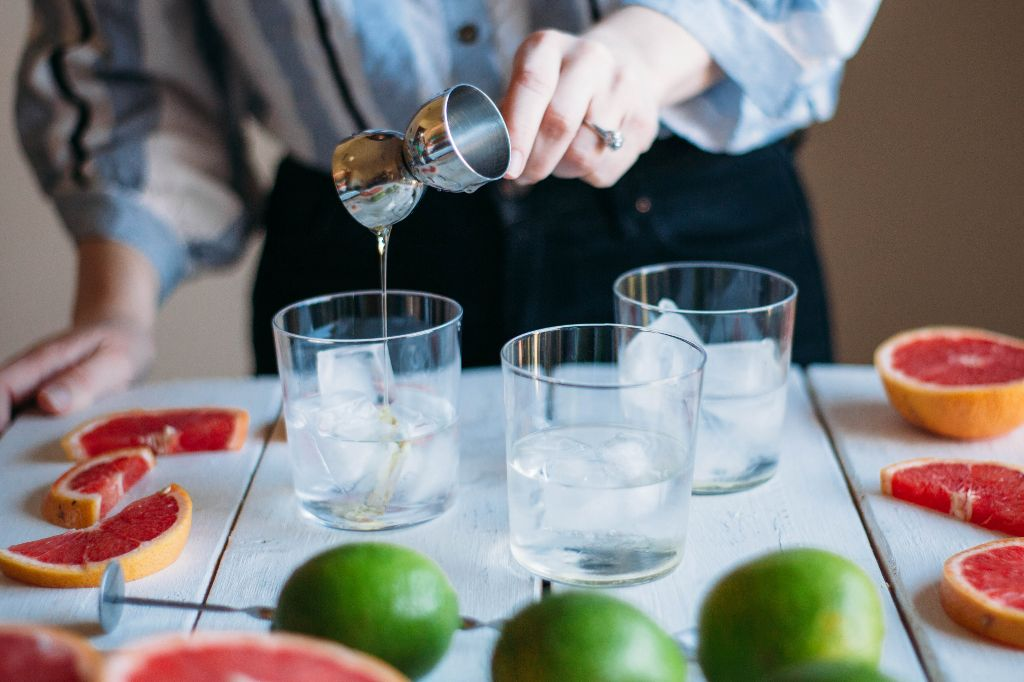 Grapefruit Margarita - Tastemaker Blog