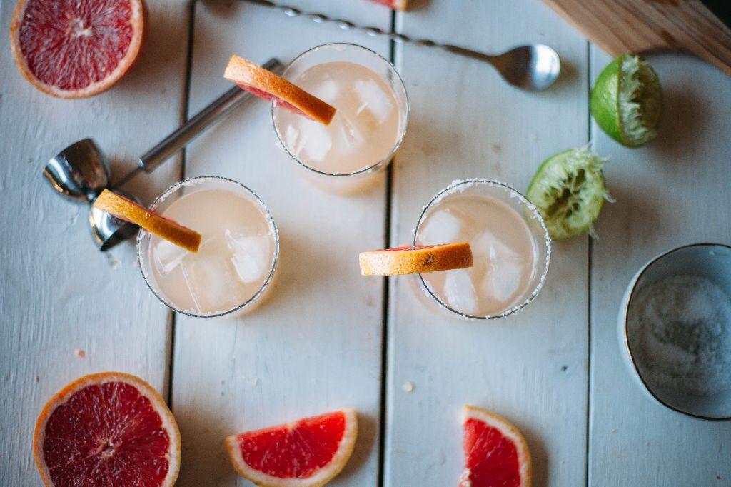 Grapefruit Margarita - Tastemaker Blog