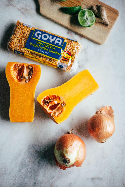 Easy Butternut Squash Dal - Tastemaker Blog