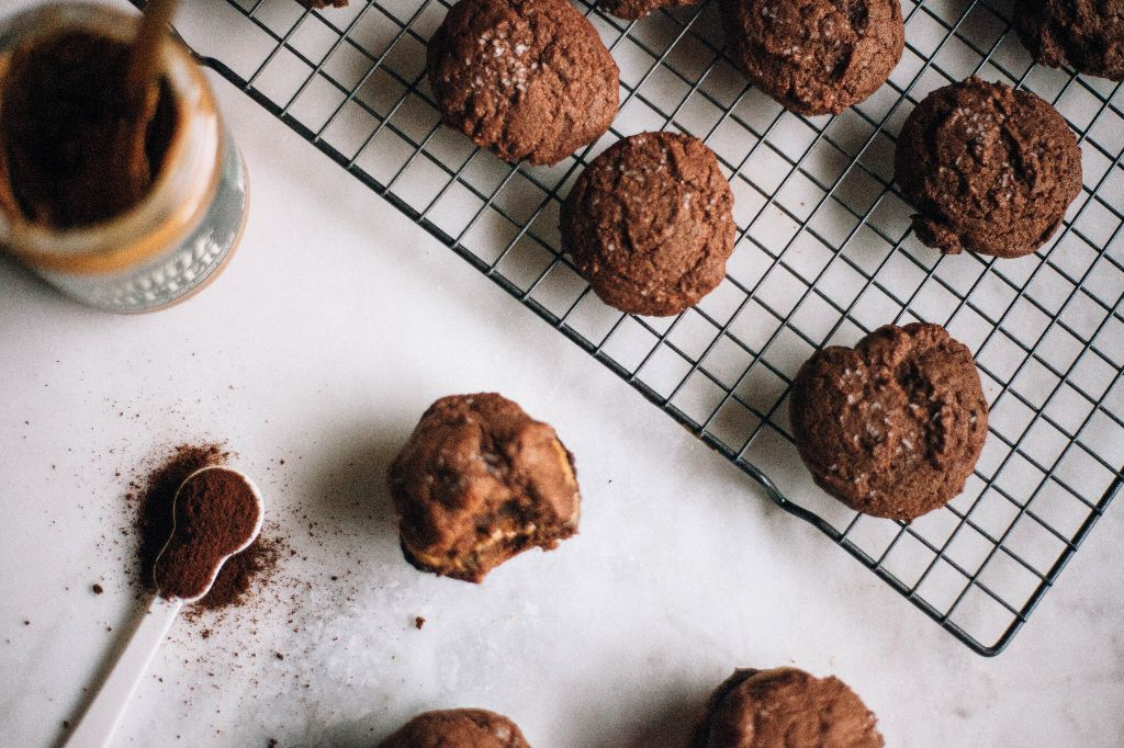 Espresso Cookie Butter Whoopie Pies - Tastemaker Blog