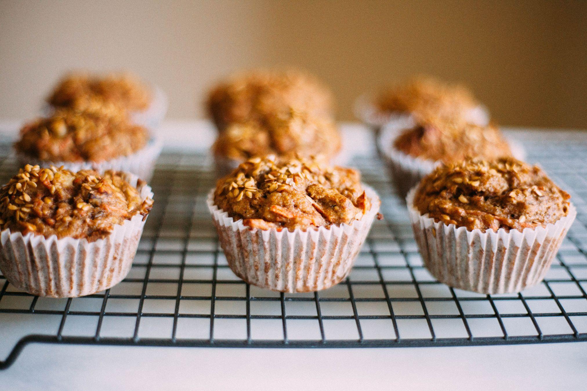 Hippie Muffins - Tastemaker Blog