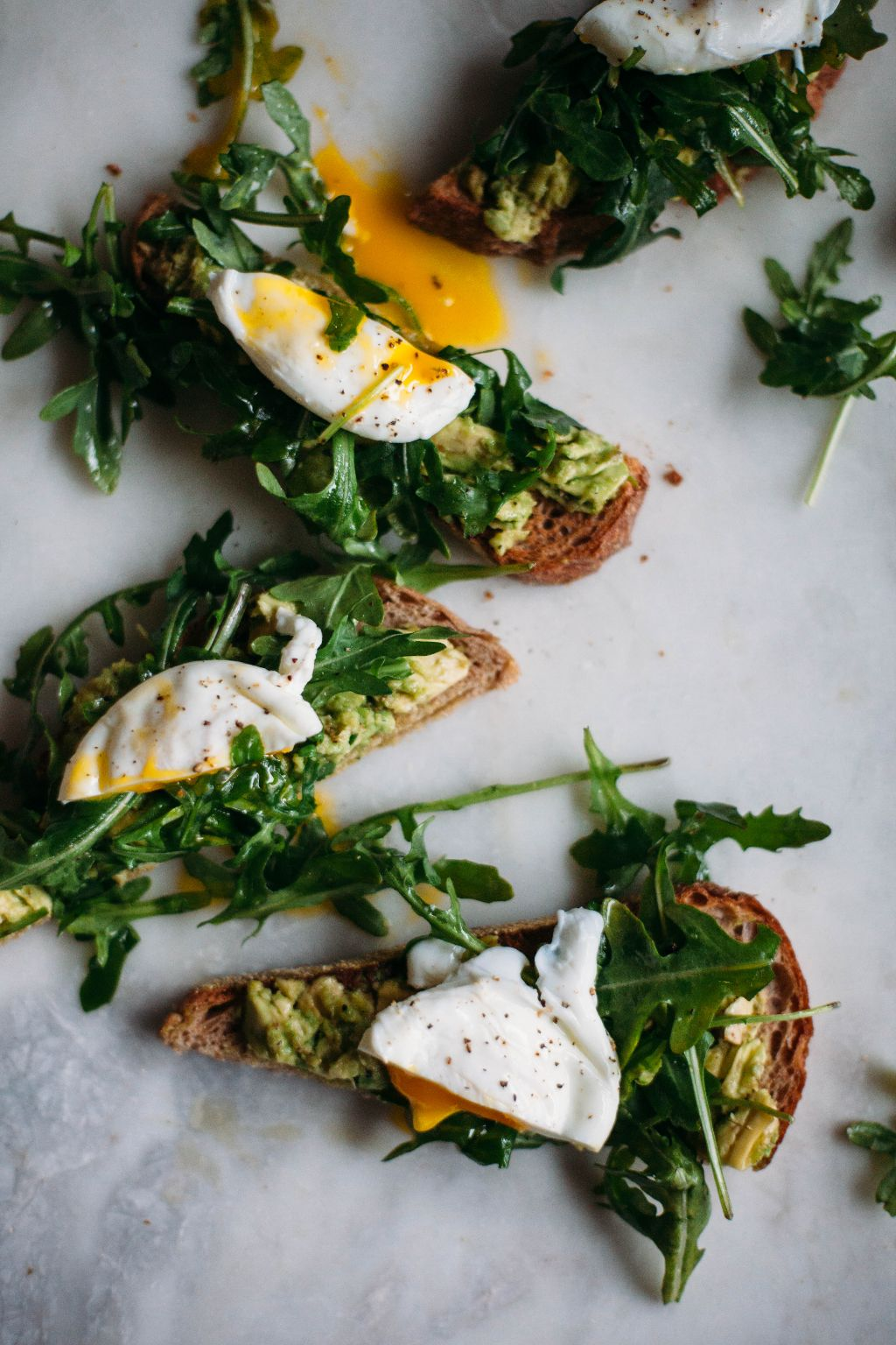 Avocado Toast with Poached Eggs - Tastemaker Blog