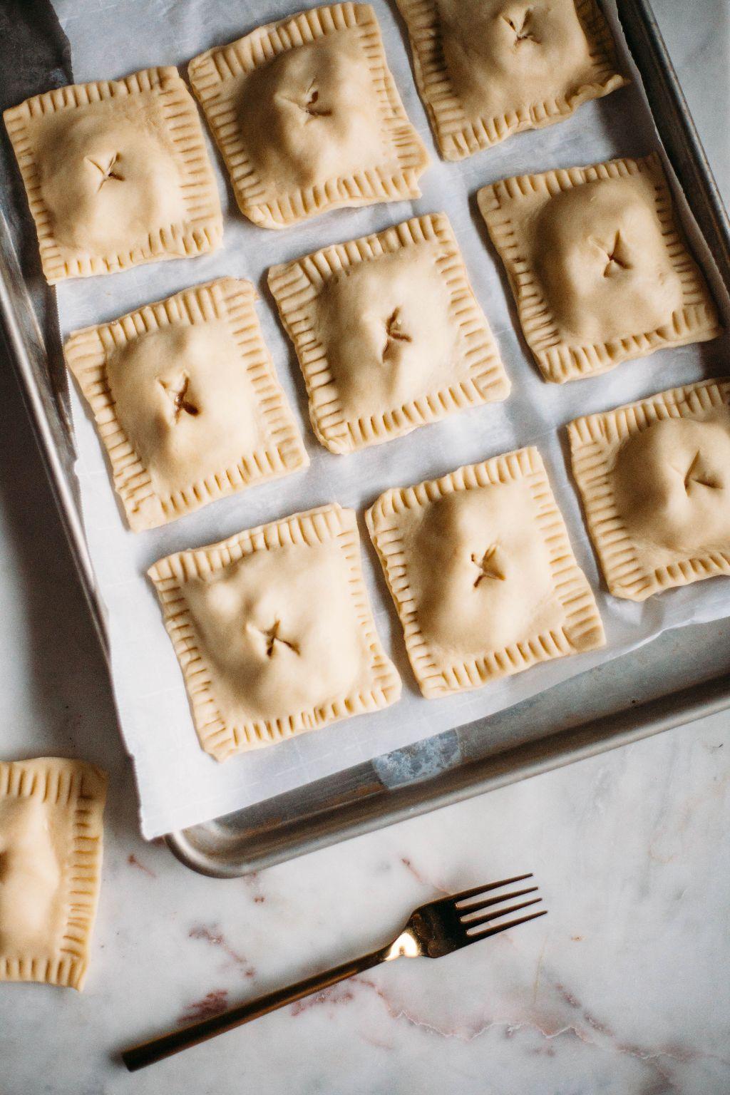 Apple Hand Pies - Tastemaker Blog