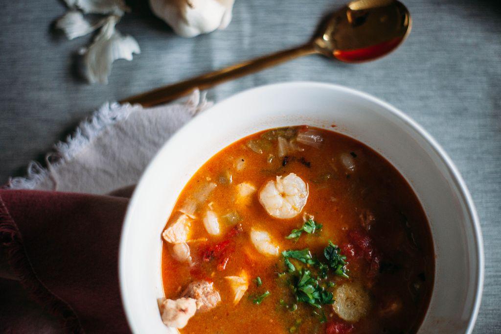 Instant Pot New Orleans Gumbo - Tastemaker Blog