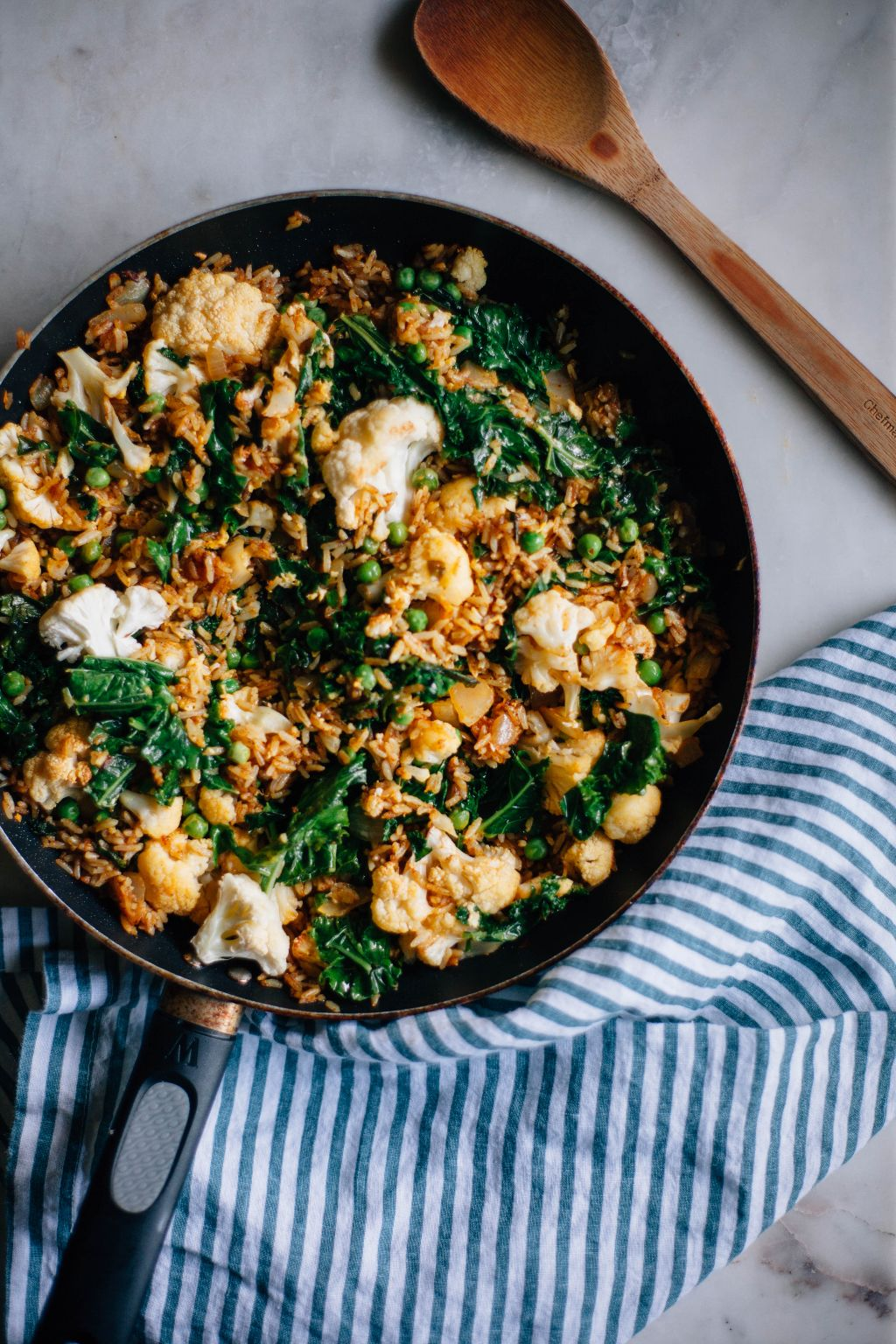 The Best Curry Fried Rice - Tastemaker Blog