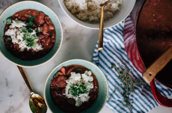 Red Beans and Rice Ritual - Tastemaker Blog