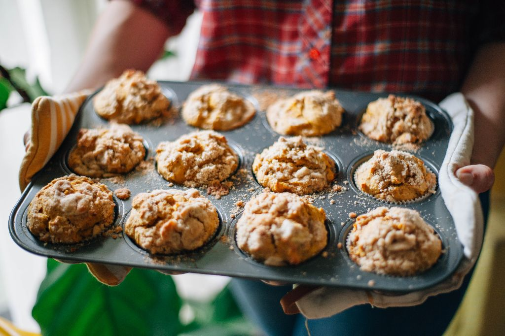 Pumpkin Walnut Muffins - Tastemaker Blog