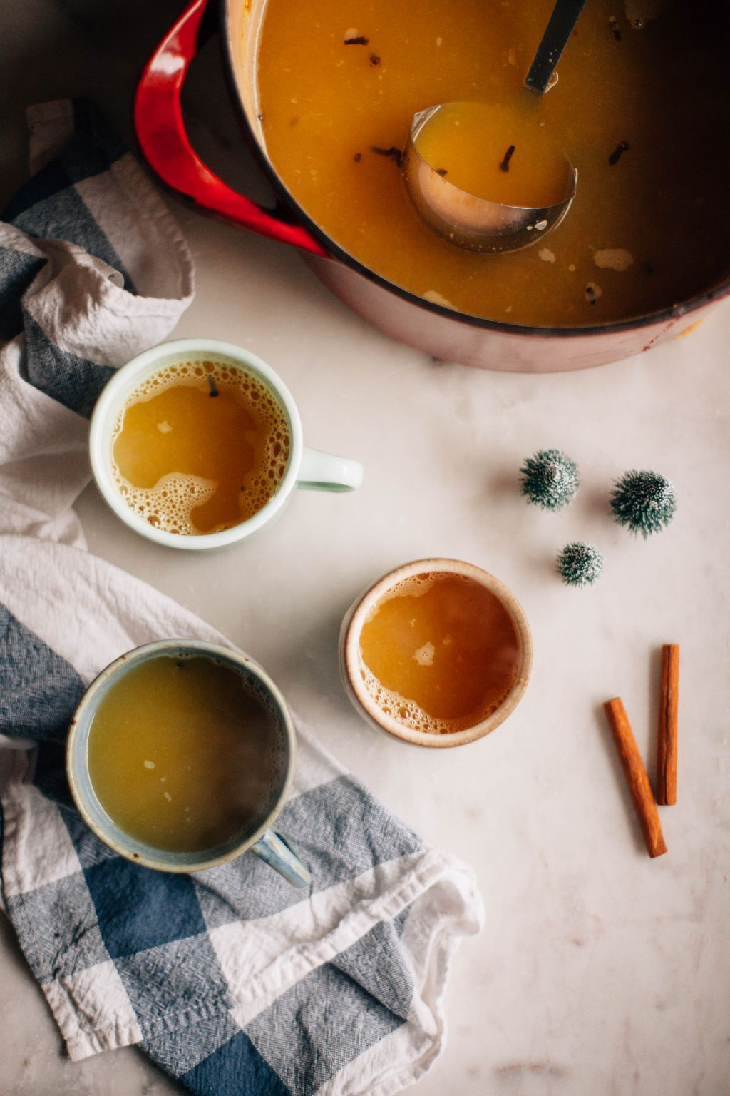 My Grandmother's Wassail - Tastemaker Blog