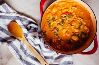 Vegan Curry - Tastemaker Blog