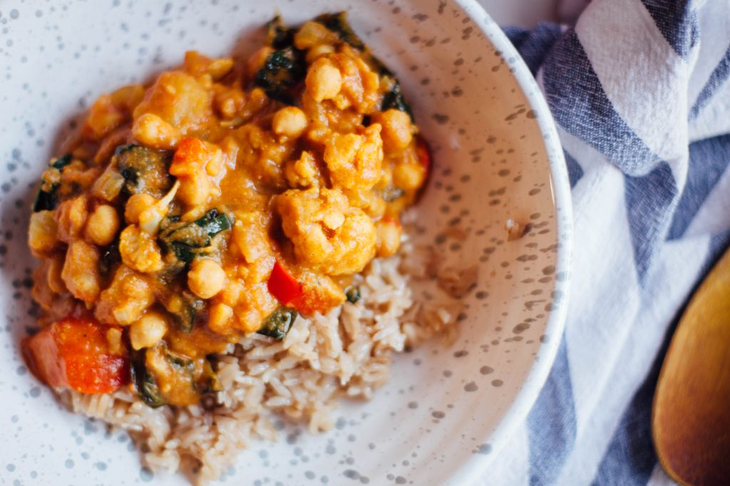 Vegan Curry - Tastemaker Blog