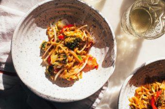 Asian Noodle Stir Fry - Tastemaker Blog