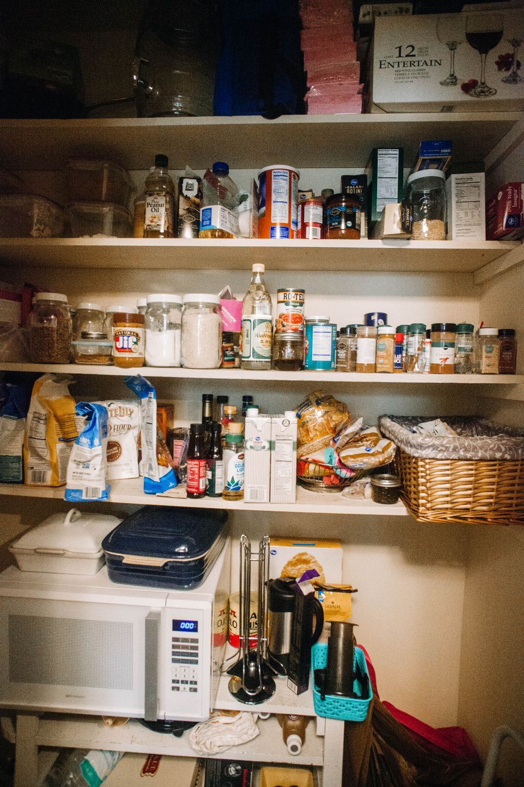 My Pantry Makeover - Tastemaker Blog