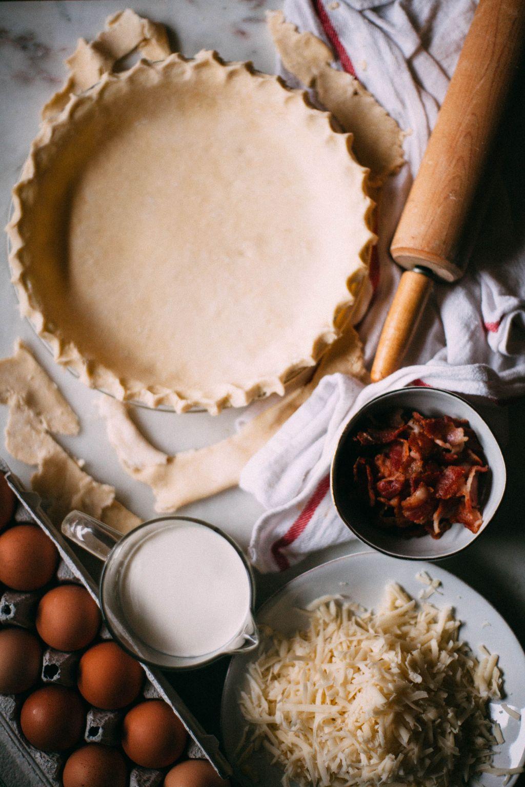 Quiche Lorraine - Tastemaker Blog