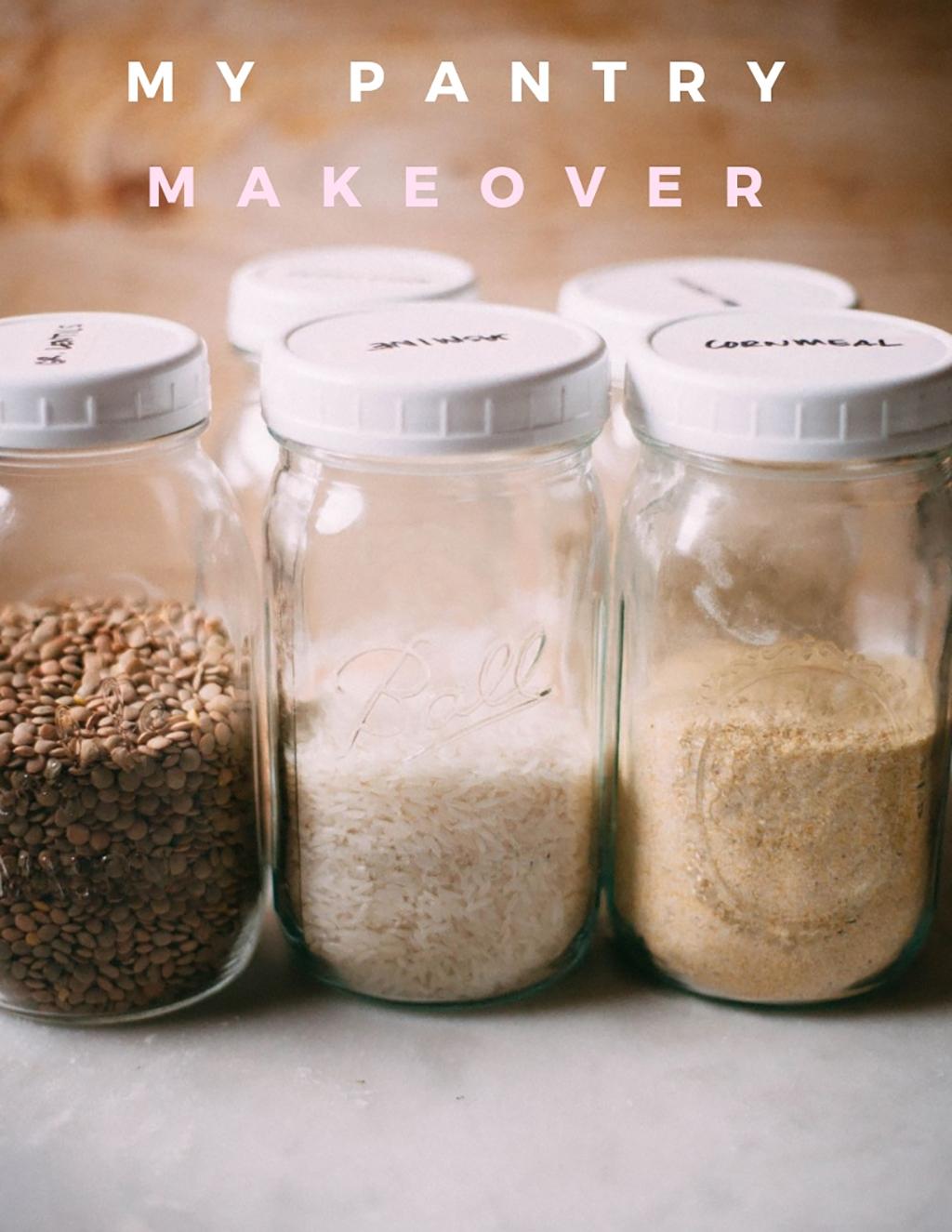 My Pantry Makeover - Tastemaker Blog