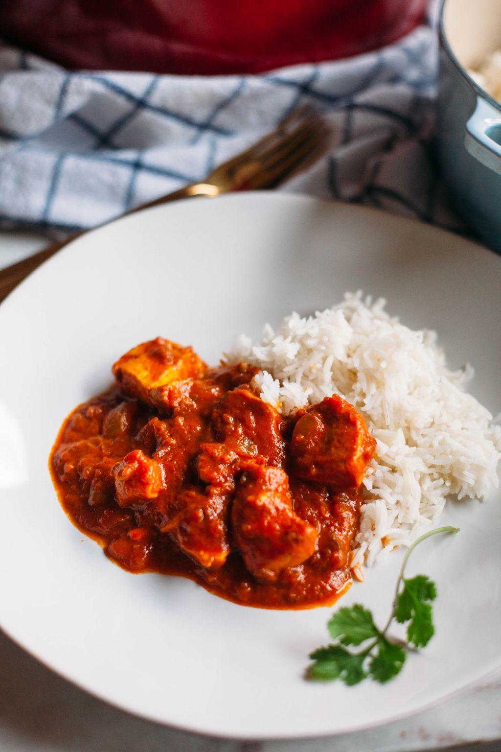Trader Joes Chicken Curry - Tastemaker Blog