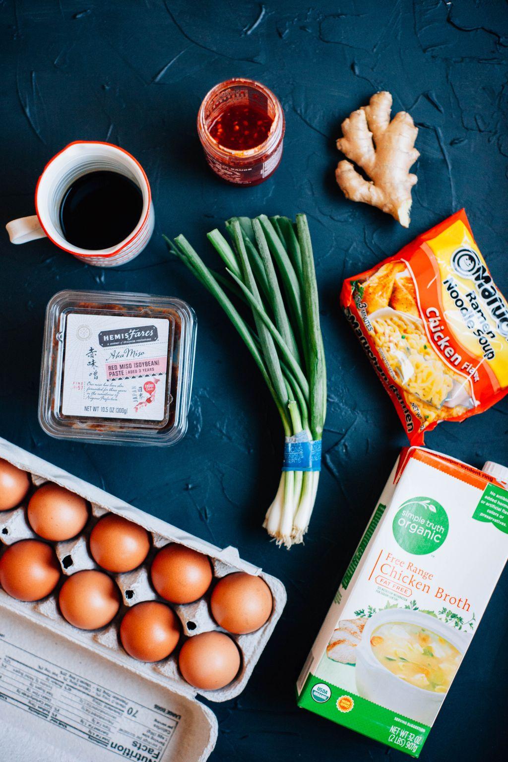 $10 Meal: Miso Ramen - Tastemaker Blog
