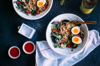How to make a grain bowl - Tastemaker Blog
