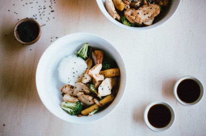 Ten Dollar Meal: Teriyaki Chicken Stir Fry - Tastemaker Blog