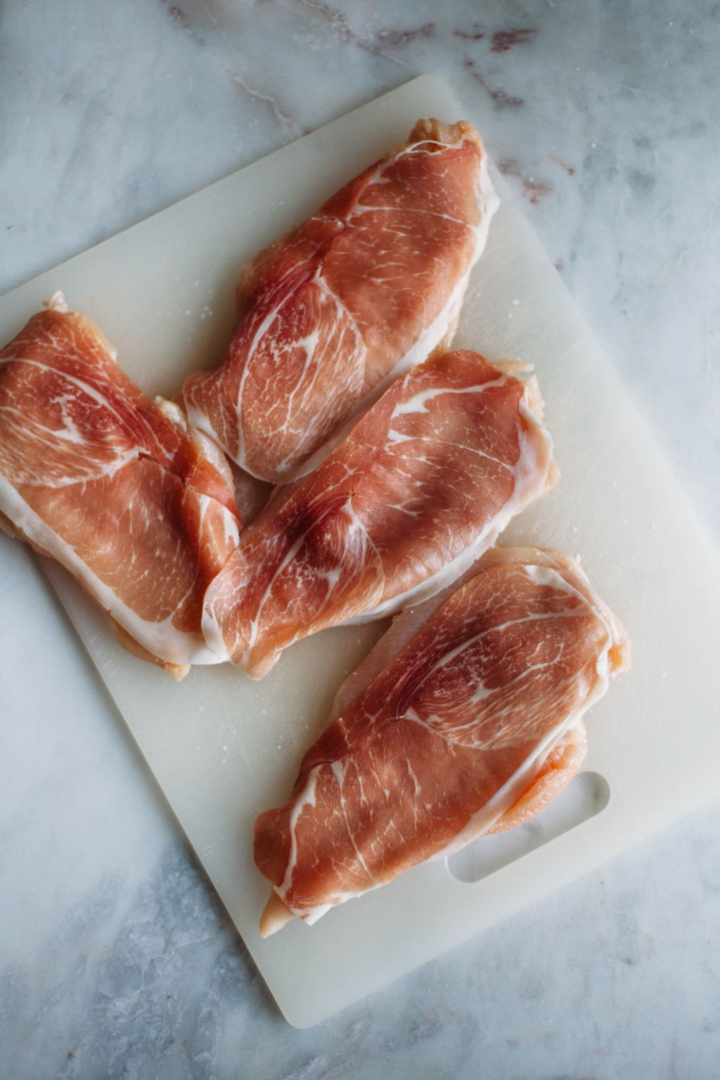 Prosciutto Chicken with Lemon and Capers - Tastemaker Blog