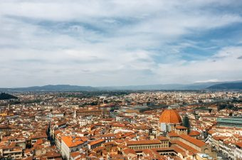 View from Il Duomo