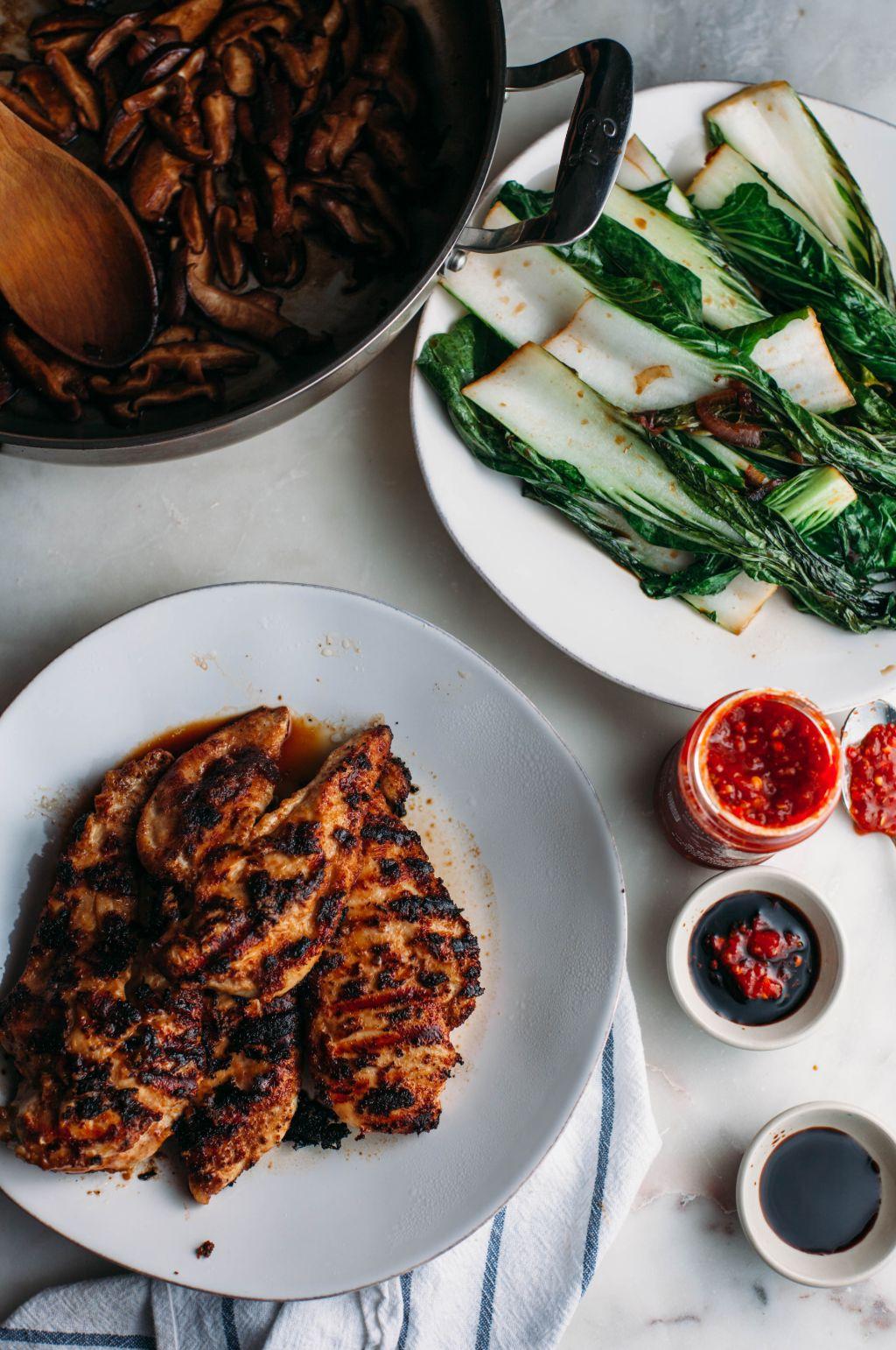 Miso Chicken and Vegetables - Tastemaker Blog