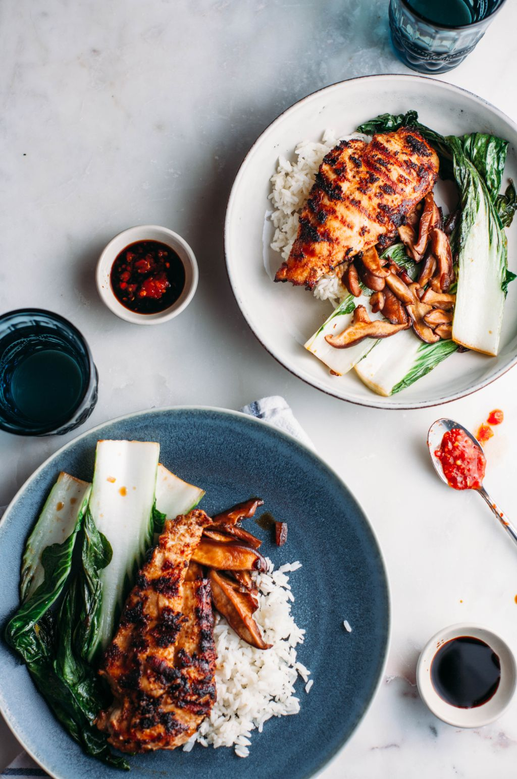 Miso Chicken and Vegetables - Tastemaker Blog