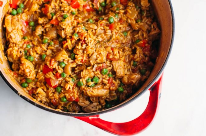 One Pot Curry Chicken and Rice - Tastemaker Blog