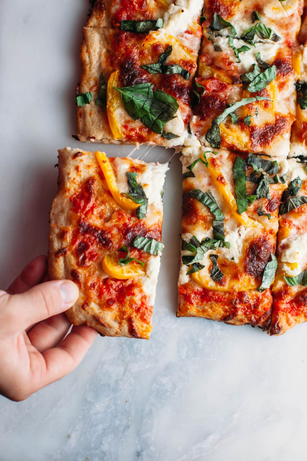 Pickled Pepper Pizza - Tastemaker Blog