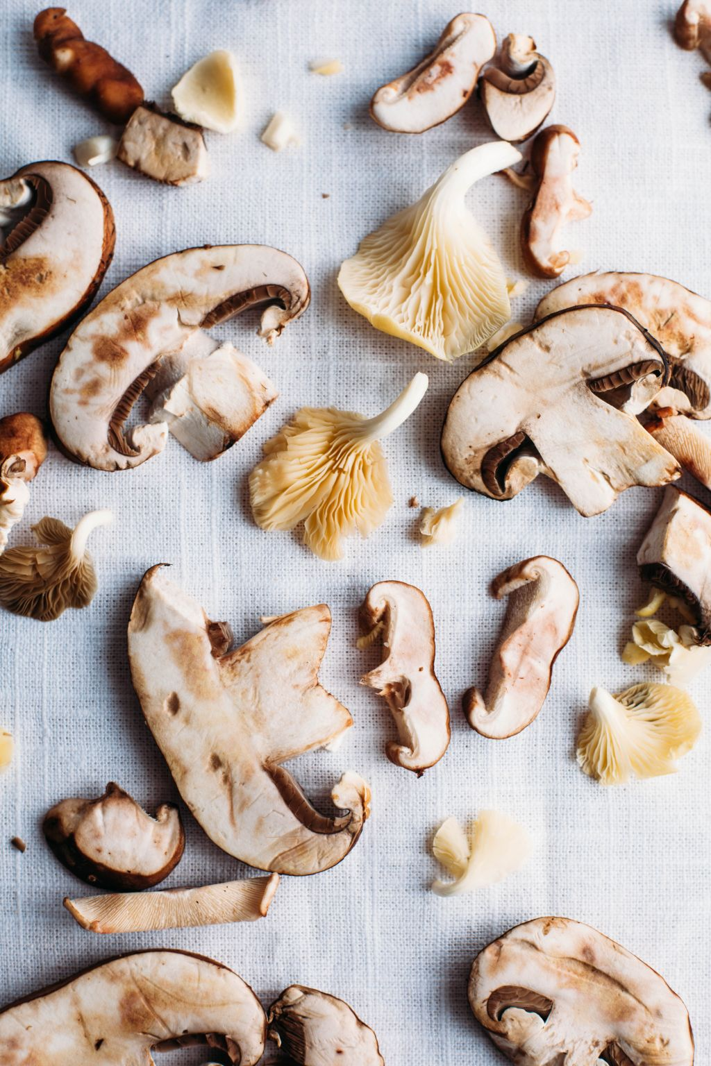 Miso Butter and Mushroom Orecchiette - Tastemaker Blog