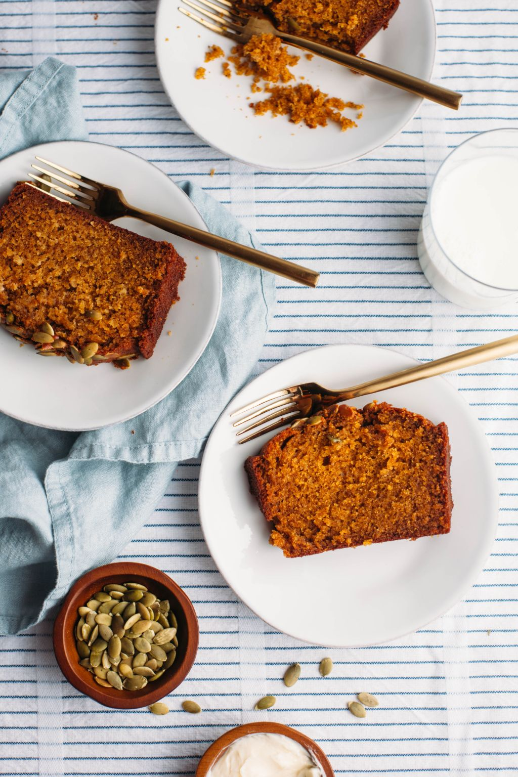 Pumpkin Bread - Tastemaker Blog
