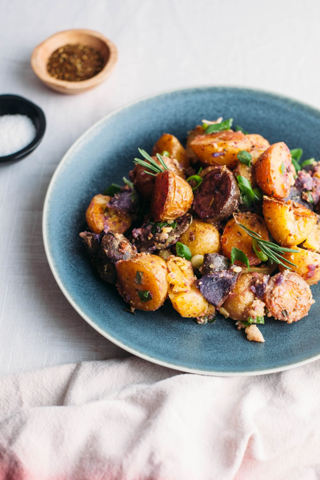 Roasted Potato Salad with Za'atar - Tastemaker Blog