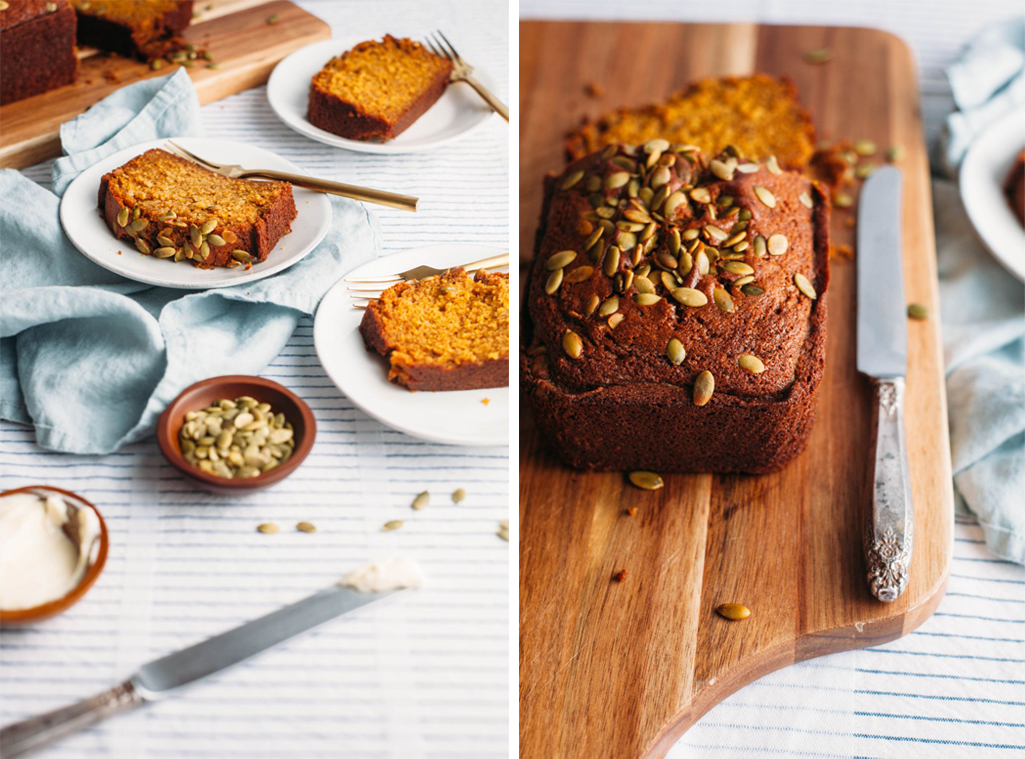 Pumpkin Bread - Tastemaker Blog