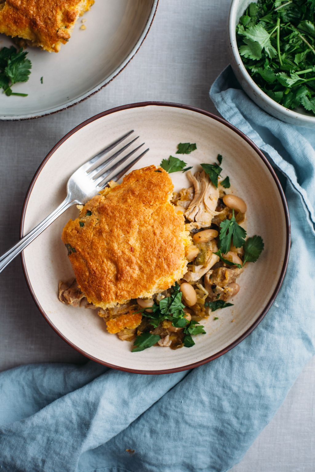 Chicken Tamale Pie - Tastemaker Blog