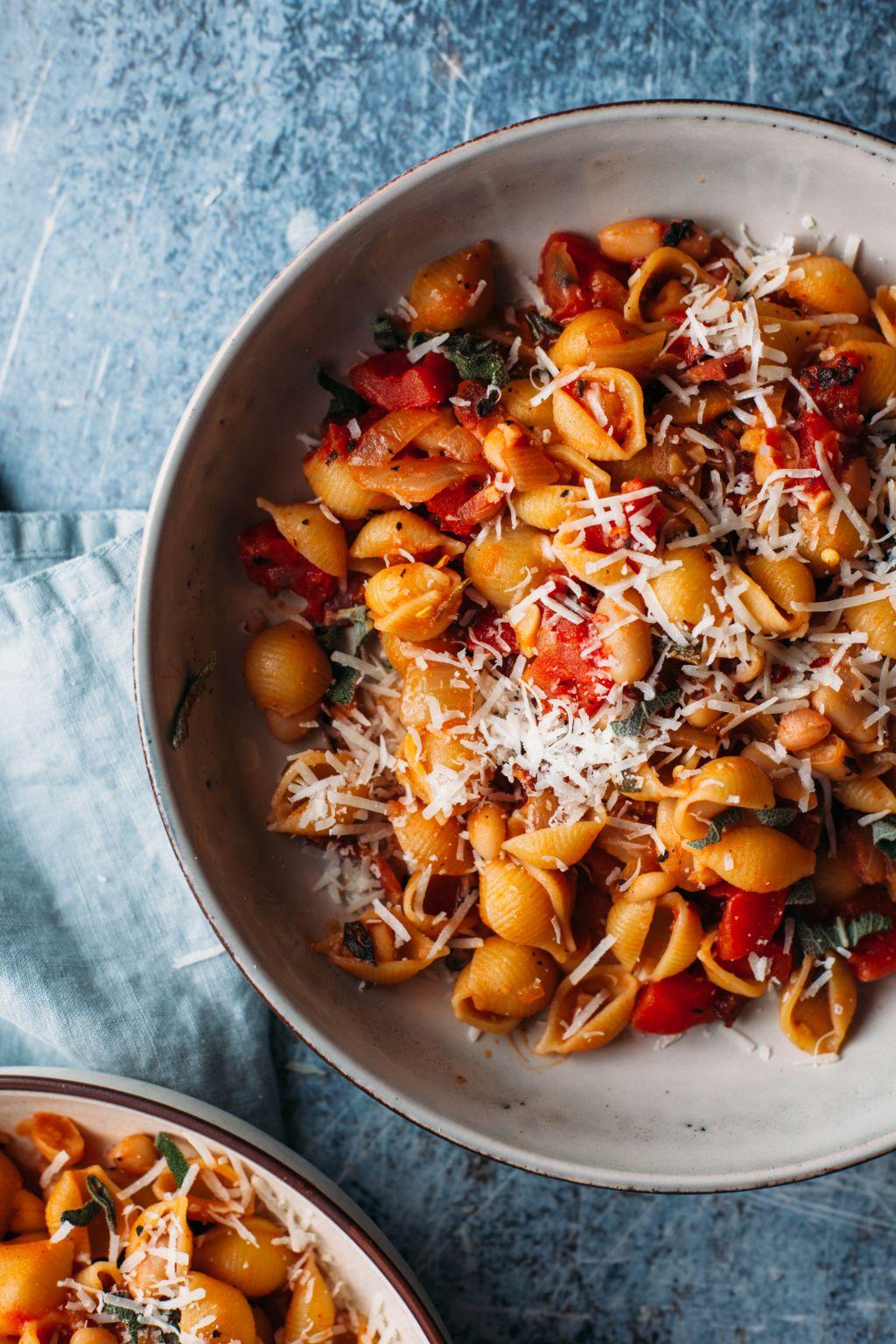 Pasta Fagiole - Tastemaker Blog