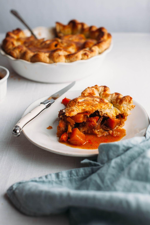 Steak and Ale Pie - Tastemaker Blog